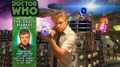 DOCTOR WHO Death Market - DWFAA Fan Film - Audio Drama S3E1