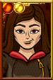 Clara Oswald + Cartoony Portrait