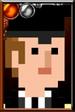 The Tenth Doctor Pixelated Teacher Portrait