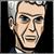 Twelfth Doctor Cartoony Icon