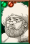 Santa Claus + Portrait