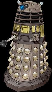 Clara Oswald Dalek