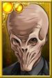 Silent Priest (Yellow) Portrait
