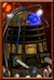 Rusty the Dalek head