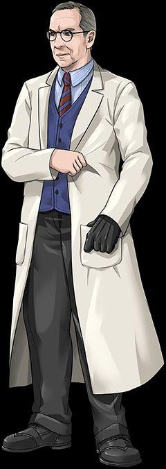 Dr. Edwin Bracewell
