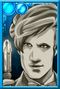 The Eleventh Doctor + Portrait