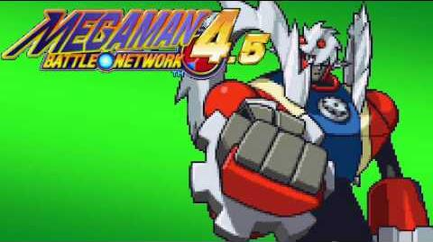 Mega Man Battle Network 4.5 OST - T14 Theme Of MetalMan