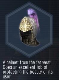 PurplePlumeHelmet