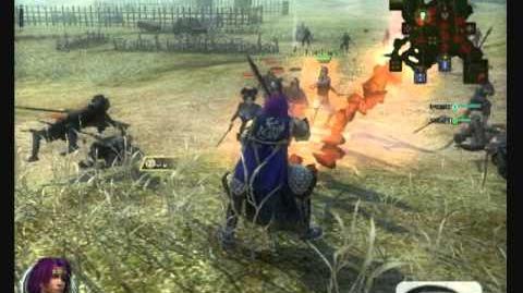 Tyrant Sword -- Dynasty Warriors Online