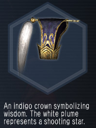 IndigoCrown
