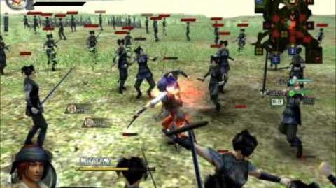 Dynasty Warrior Online Z Lu Xun Moveset