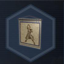 Cao wallscroll