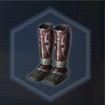 Combat boots C