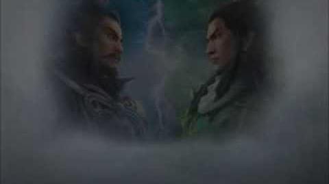Dynasty Warrior Online Z Mount Ding Jun Scenario Intro