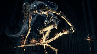 Dark souls 3 4k pic 30 dancer of the boreal valley by user619-da1dws3