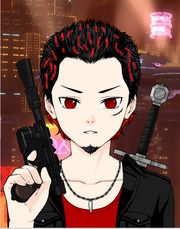 Naoki Fallen Angel Hunter