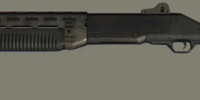 Semi-Automatic Shotgun