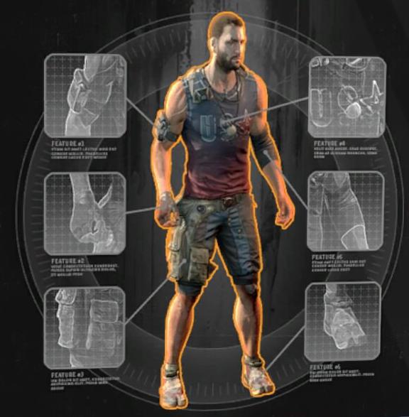 Athlete Dying Light Wiki Fandom Powered By Wikia