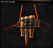 Bullets Charm