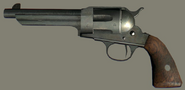 Rusted Six-Shooter