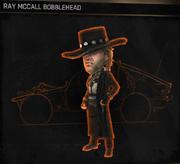 Ray McCall Bobblehead