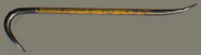 Yellow Iron Crowbar