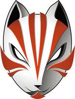 Fabiano Cacciatore's Fox Mask