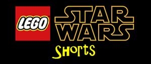 Lego Star Wars Shorts logo 2