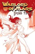 WoM Dejah Thoris 06 Red Cover Renaud