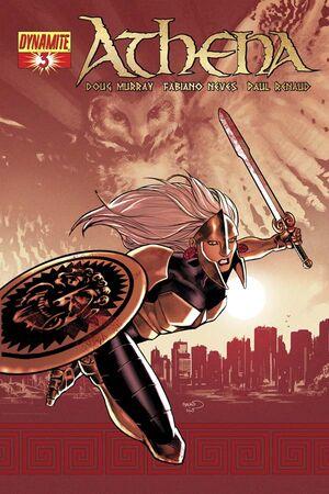 Athena 03 Cover A