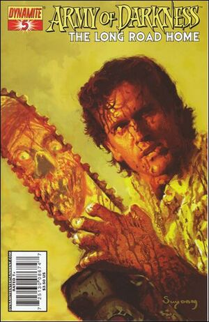 Army of Darkness Vol 2 5 Cover A