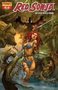 Red Sonja 11 Cover B