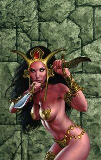 Warlord of Mars Dejah Thoris 4