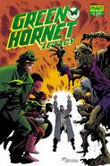 Green Hornet Legacy 41 Cover