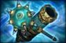 Mystic Weapon - Goemon Ishikawa (WO3U)