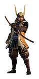Motochika Chosokabe Render (SP - NATS)