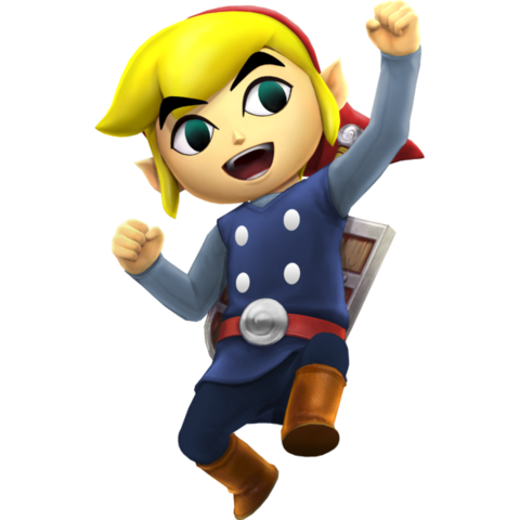 File:Toon Link Alternate Costume 4 (HWL DLC).png