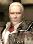 Bladestorm - Male Mercenary Face 4