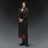 Zhou Yu Job Costume (DW8 DLC)