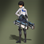 Eren Bessatsu Costume (AOT DLC)