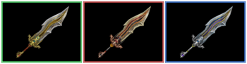 DW Strikeforce - Sword 24