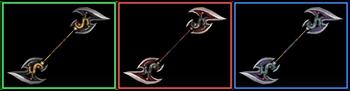 DW Strikeforce - Cross Halberd 6