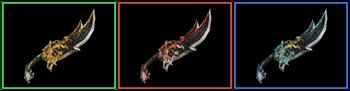 DW Strikeforce - Twin Daggers 6