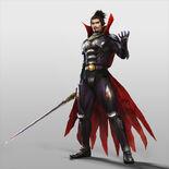 Nobunaga Oda SW1 Costume (SW4 DLC)