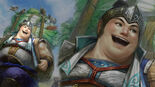 Treasure Box Artwork Wallpaper 5 (DW8 DLC)