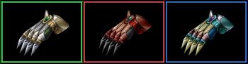 DW Strikeforce - Gauntlet 4