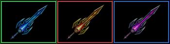 DW Strikeforce - Sword 20