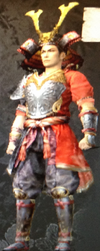 Hizamaru Helmet (Kessen III)