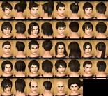 Male Hairstyles (TKD)