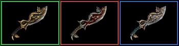 DW Strikeforce - Twin Daggers 5